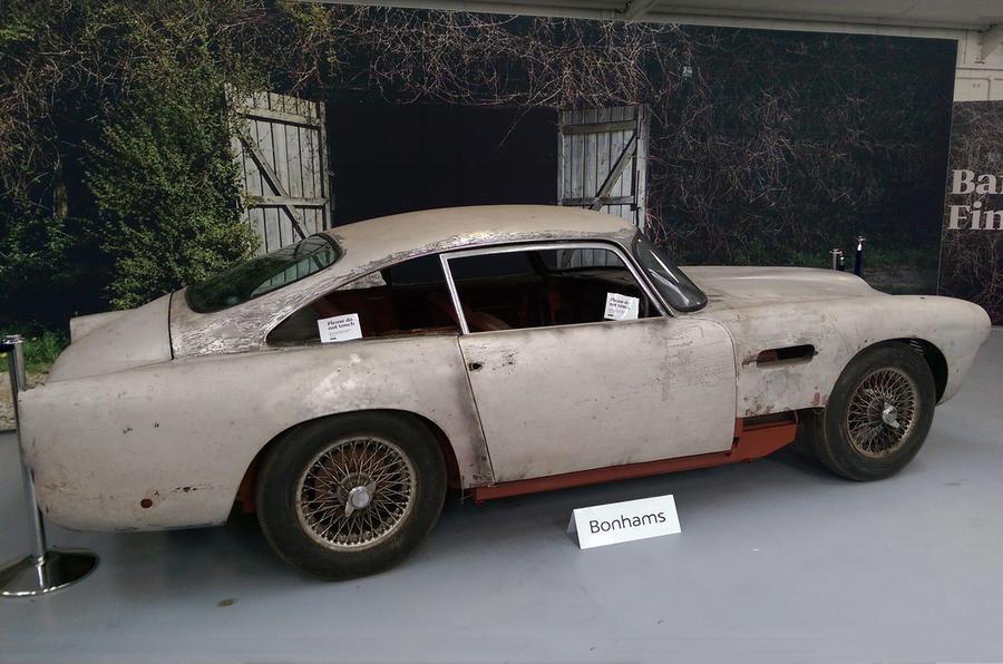 Why A GBP270000 Aston Martin Barn Find Makes Financial Sense
