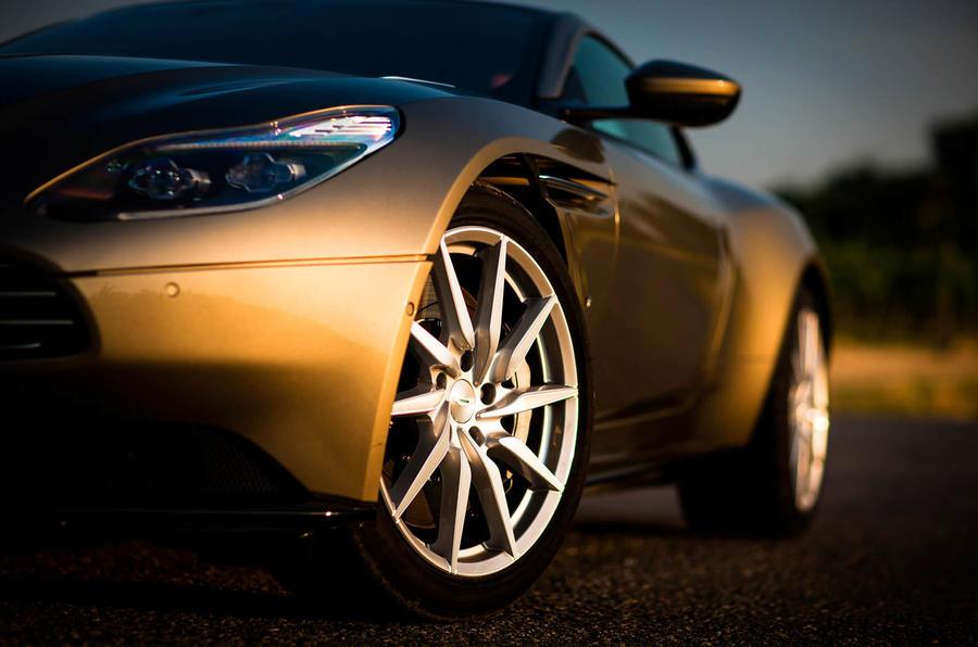 20in Aston Martin DB11 alloy wheels