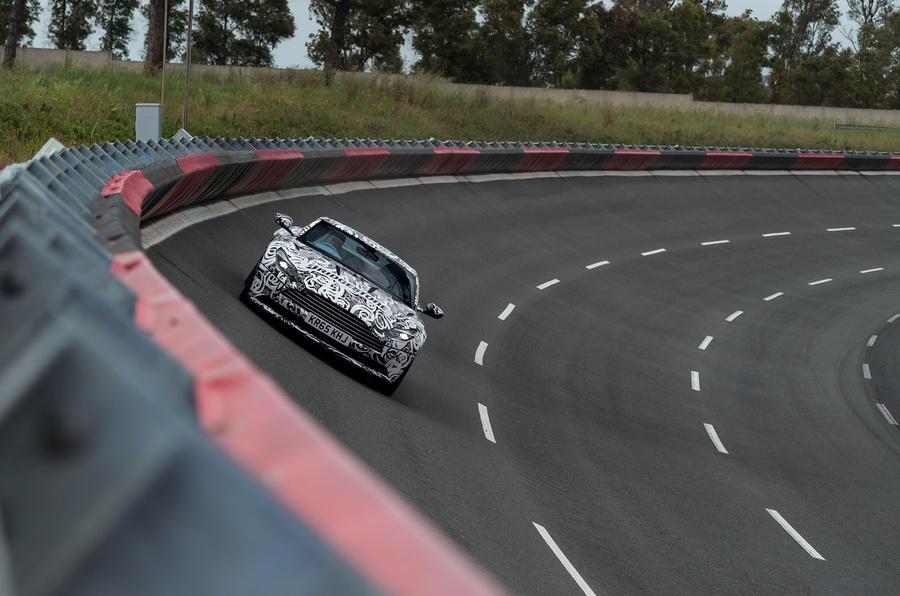 600bhp Aston Martin DB11