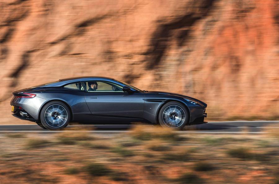 Aston Martin DB Video Analysis Full Tech Details Prices And - Aston martin 117