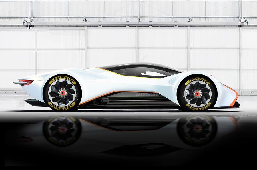 aston martin and red bull to build 'next generation' hypercar | autocar