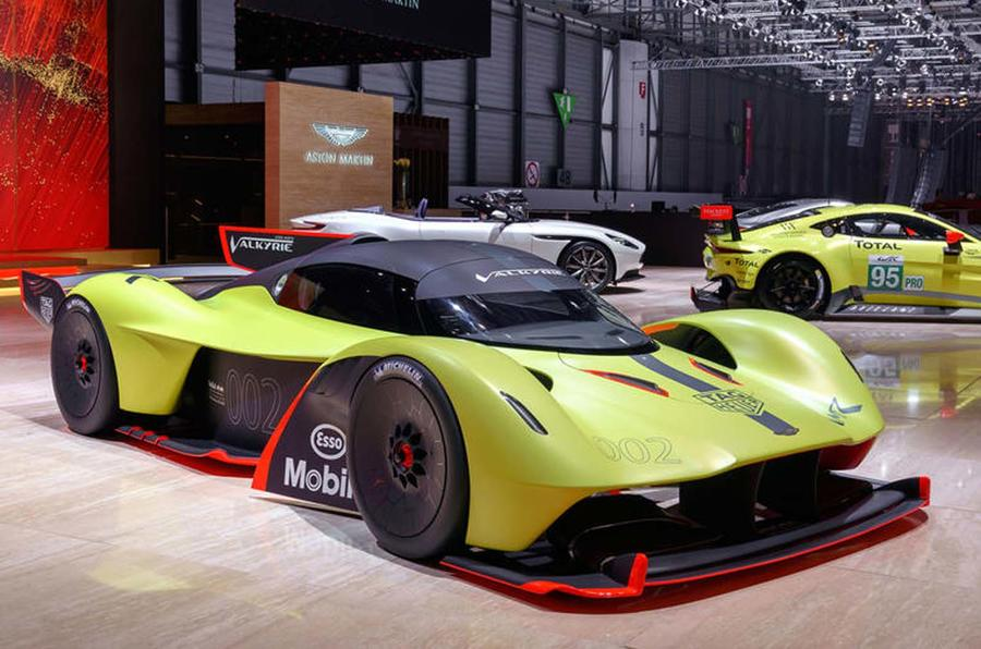 Aston Martin Valkyrie Amr Pro Could Exceed Expectations