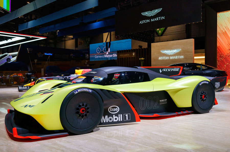 Aston Martin Valkyrie AMR Pro Bhp Track Car Lands Autocar - Car pro show reviews