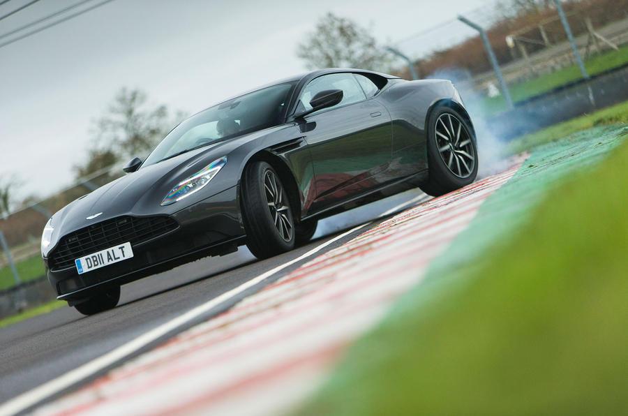 4.5 star Aston Martin DB11 V8