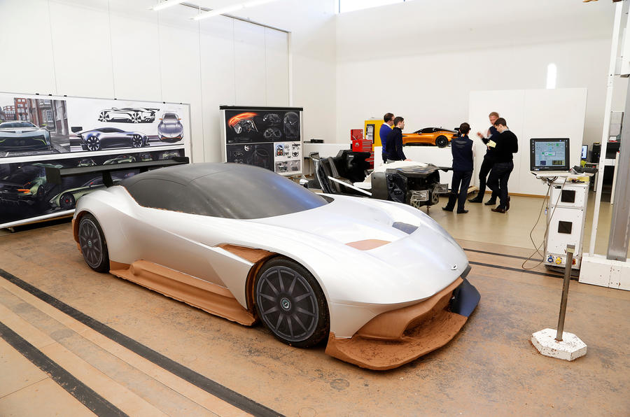 New Aston Martin Vulcan Gets Dynamic Debut At Goodwood Autocar