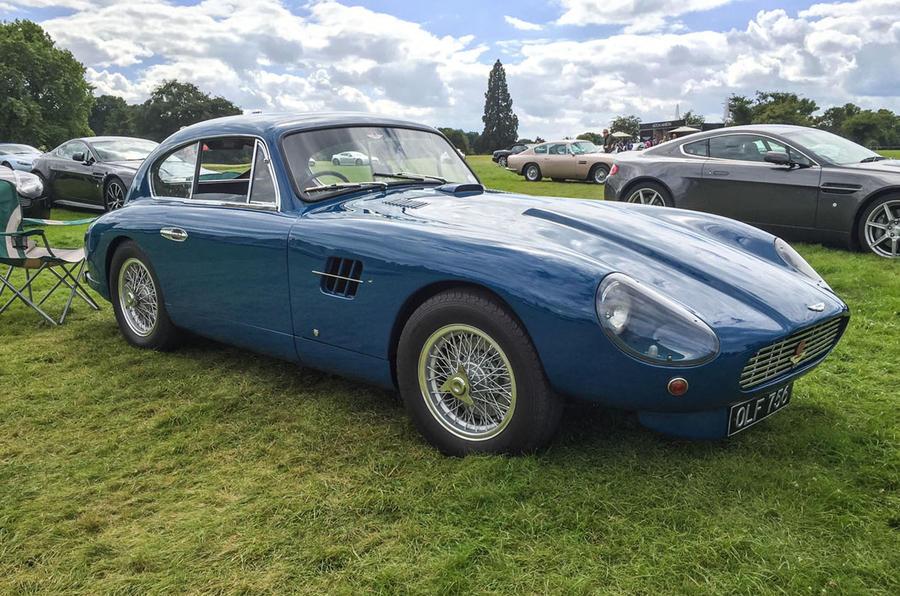 Aston Martin Lightweight special