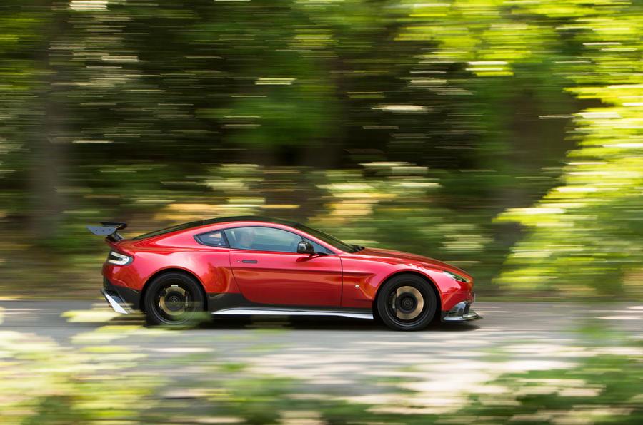 £165,000 Aston Martin Vantage GT8