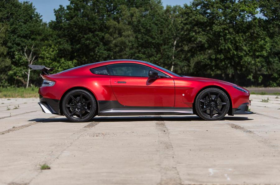 2016 Aston Martin Vantage Gt8 Review Review Autocar