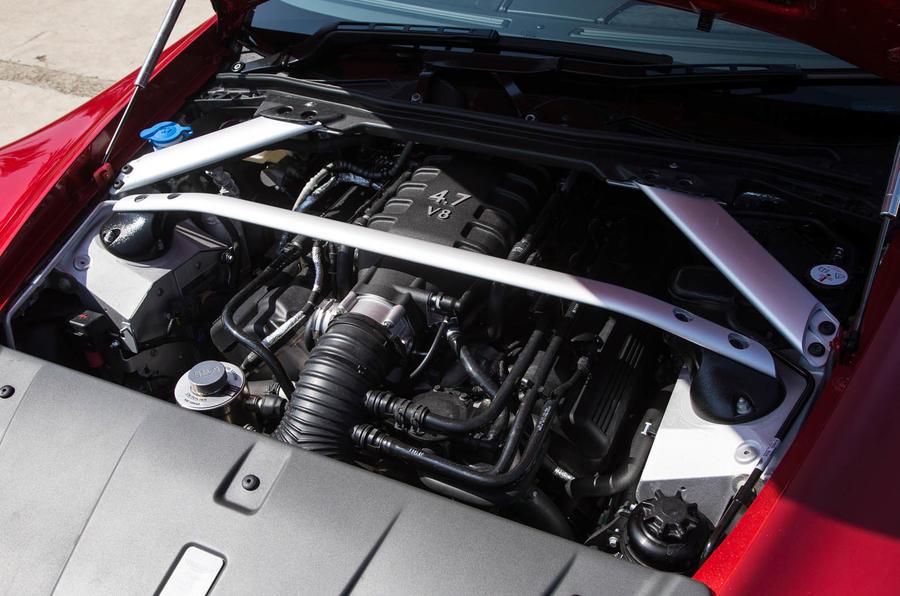 2016 aston martin vantage gt8 review review | autocar