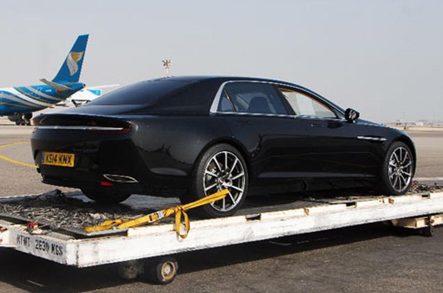 2015 Aston Martin Lagonda Priced At 685000 Autocar