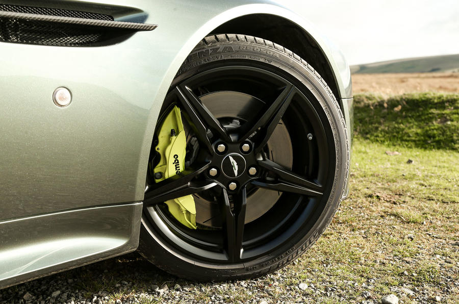 Aston Martin V8 Vantage AMR alloy wheels
