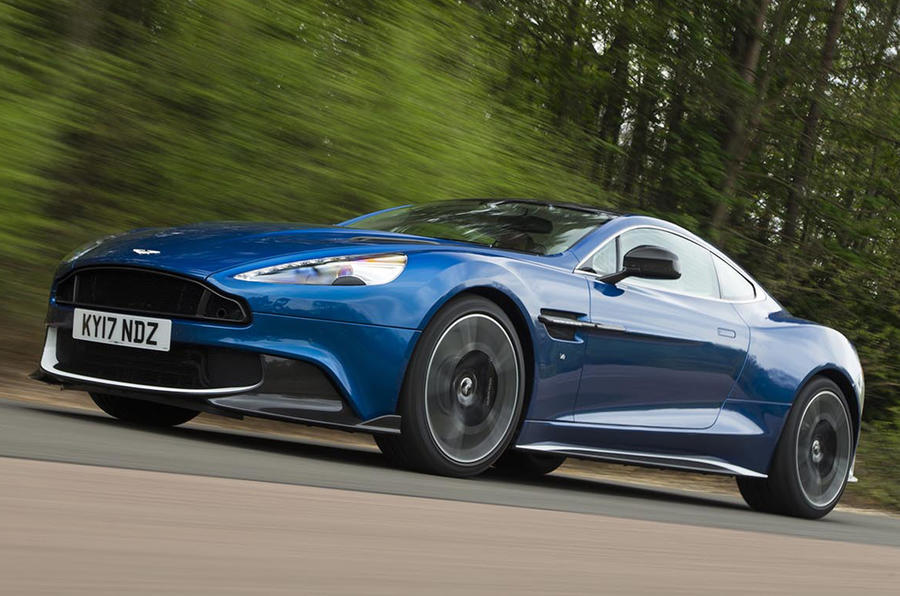 aston martin vanquish s long-term review: six months with the last