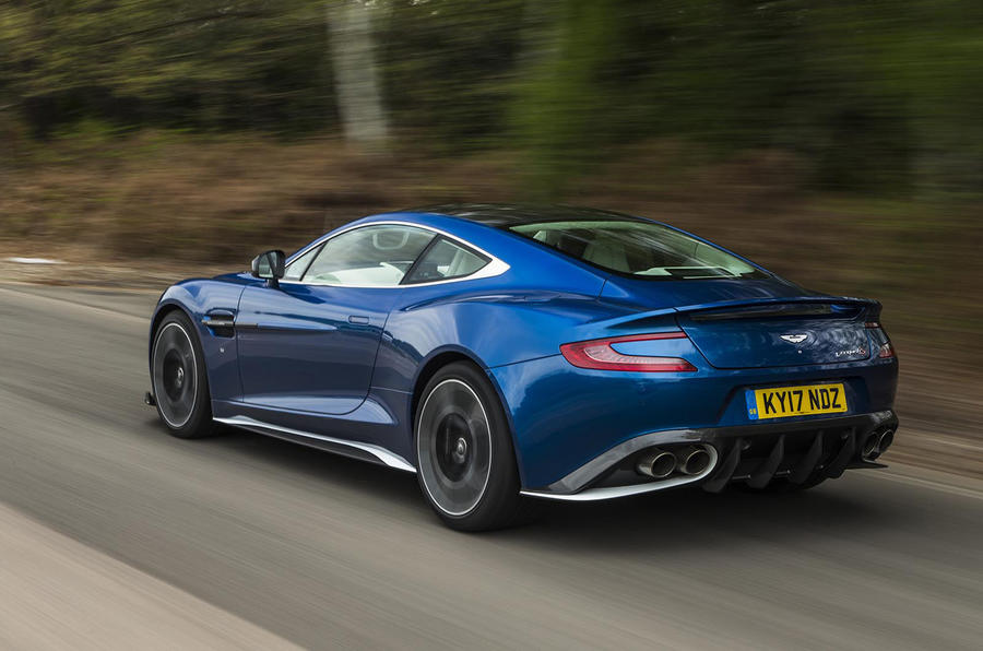Aston Martin Vanquish S Longterm Review Six Months With The Last - Old aston martin vanquish