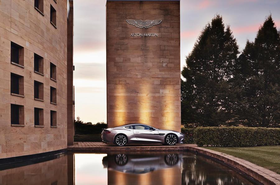 Aston Martin Gaydon