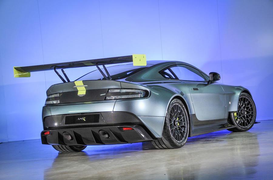 Aston Martin Rapide AMR and Vantage AMR Pro