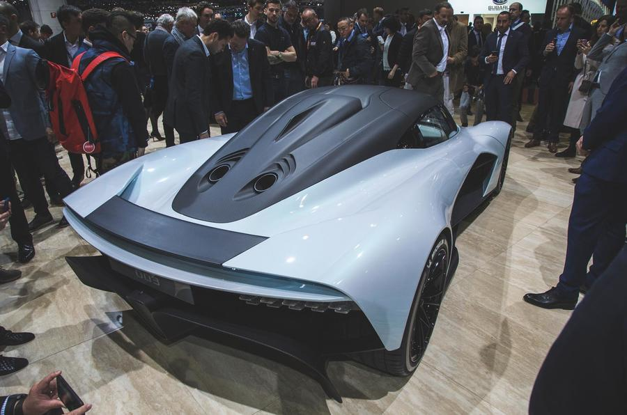 Aston Martin will call the AM-RB 003 the Valhalla