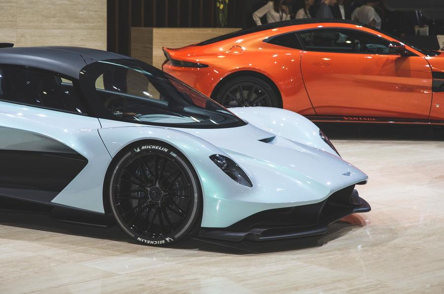 Aston Martin gives its new AM-RB 003 hypercar a name: Valhalla