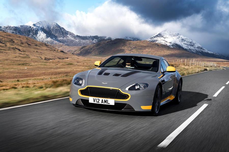 563bhp Aston Martin V12 Vantage S