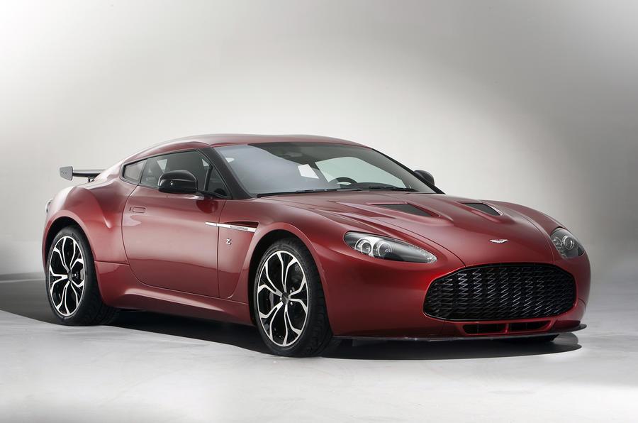 Seven Aston Martin Specials The GT Has To Live Up To Autocar - Aston martin v12 zagato