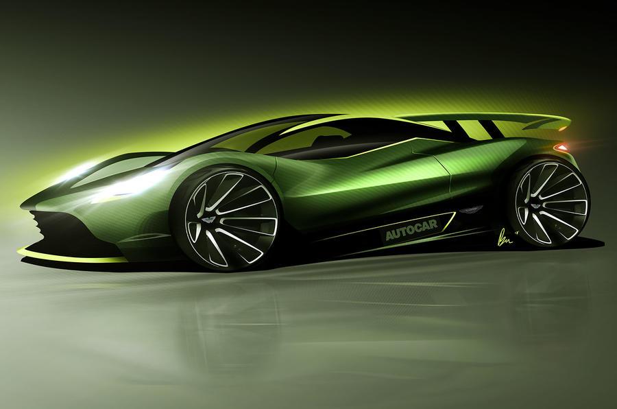 aston martin 'son of valkyrie' hybrid hypercar confirmed | autocar