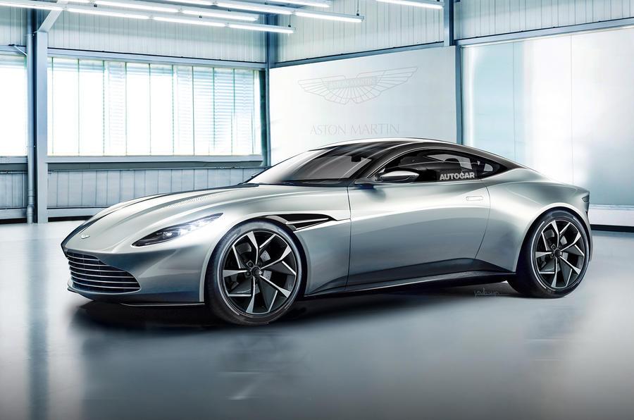 New Aston Martin >> 2017 Aston Martin Vantage Leads Aston S New Model Blitz Autocar