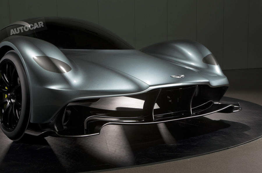Why The Aston Martin Red Bull Am Rb 001 Could Be The Car That