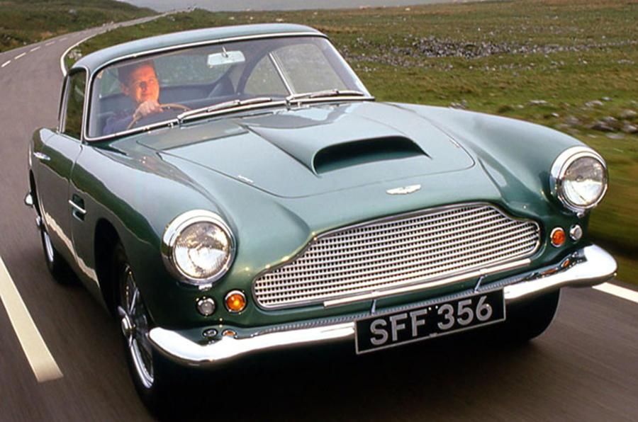 31: 1961 Aston Martin DB4