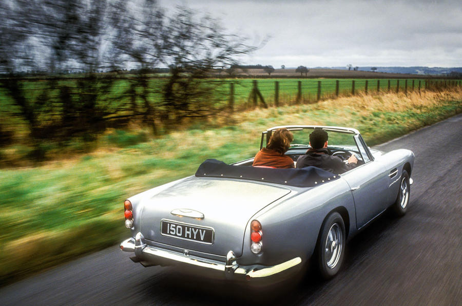 81: 1961 Aston Martin DB4 Convertible