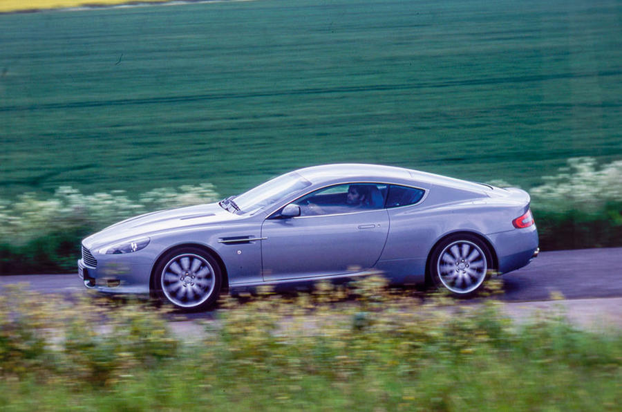 17: 2004 Aston Martin DB9 - NEW ENTRY