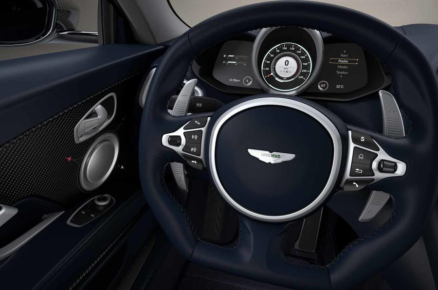 Aston Martin DBS Superleggera Concorde Edition wheel