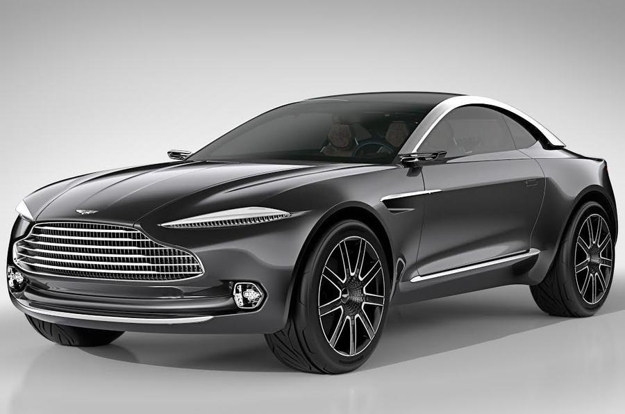 Aston Martin DBX Alabama