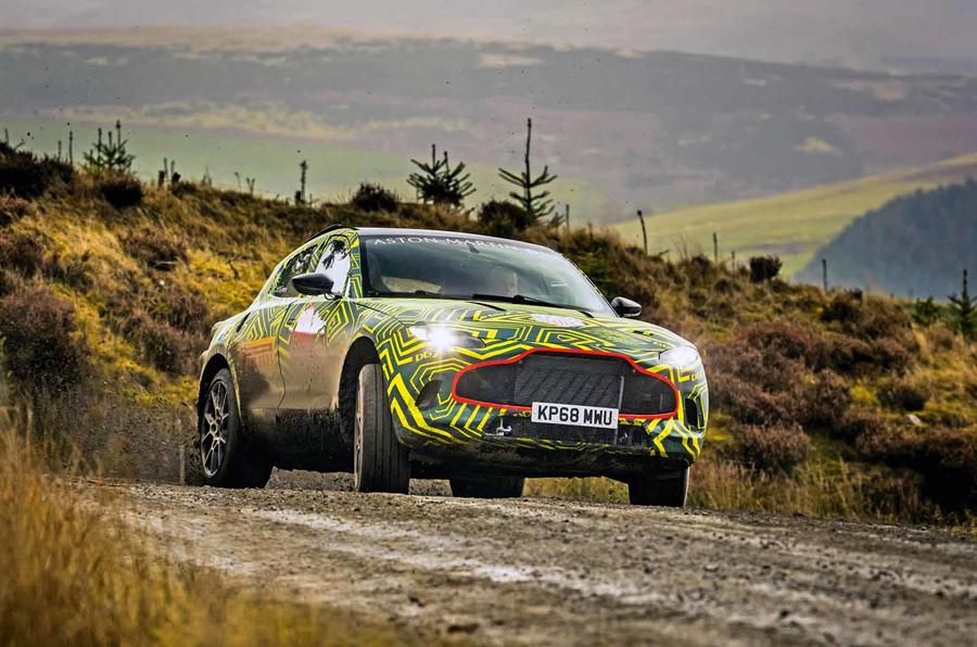2019 - [Aston Martin] DBX Aston_martin_dbx_prototype_04