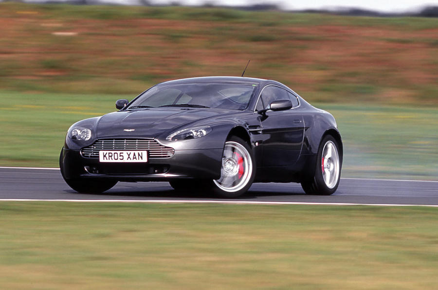 65: 2005 Aston Martin V8 Vantage - NEW ENTRY