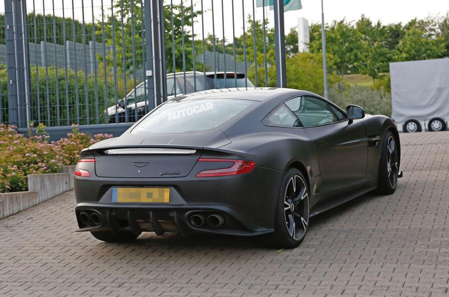 Aston Martin Vanquish Zagoto