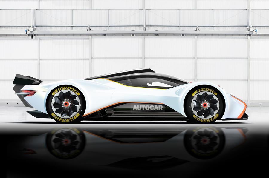 Aston Martin Red Bull hypercar supercar