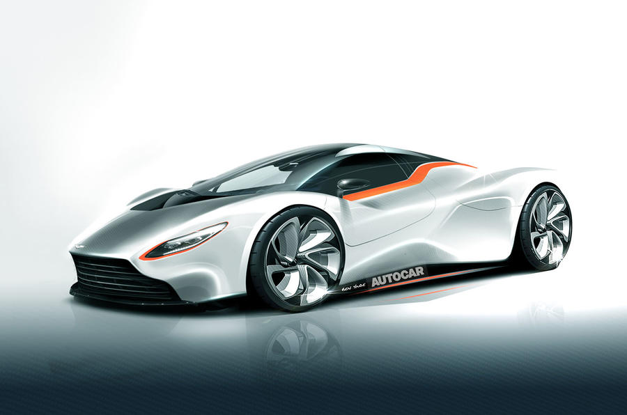 Aston Martin plots mid-engined 488 rival for 2021 launch