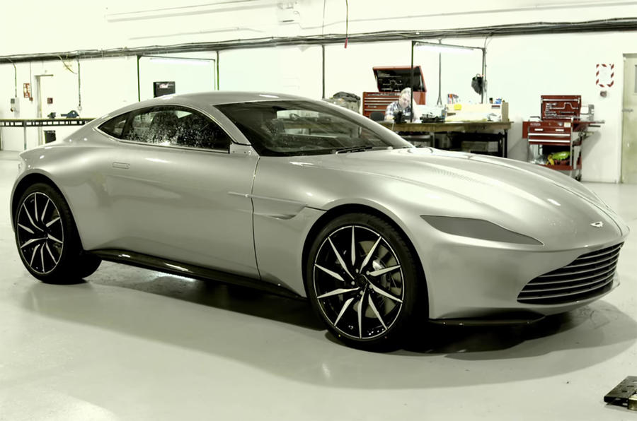 Elegant New Aston Martin DB10 In Detail  Autocar
