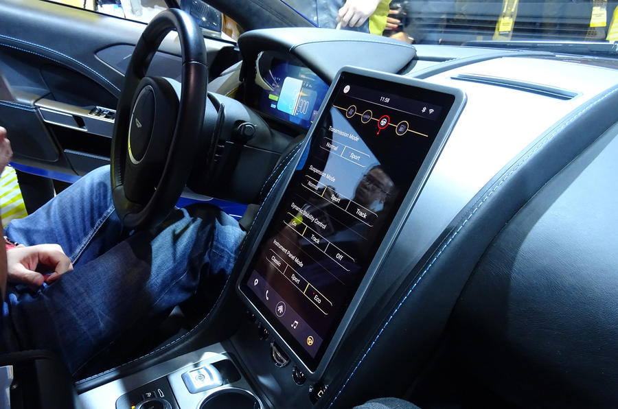 Ces 2016 Consumer Electronics Show Report And News Round Up Autocar