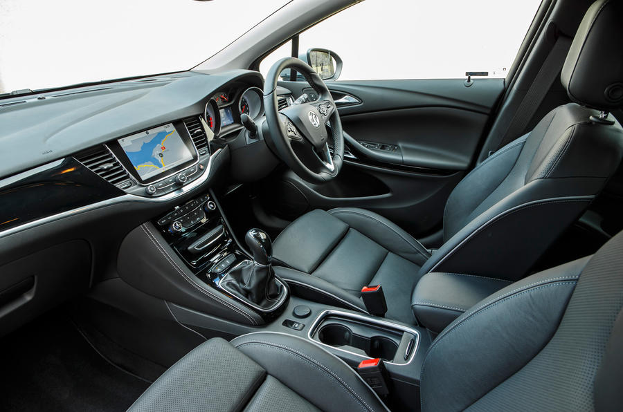 2016 Vauxhall Astra 1 6i Turbo 200 Elite Nav Review Review