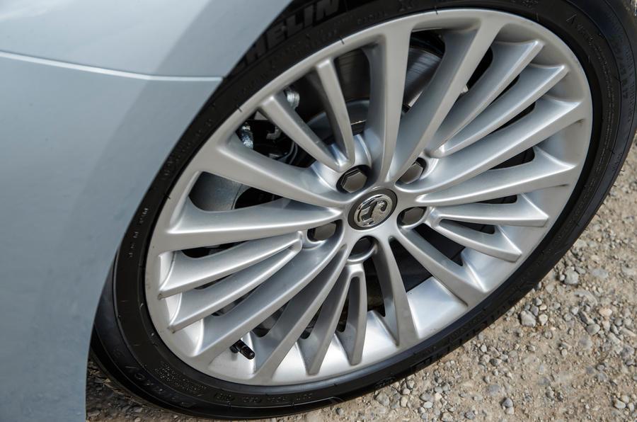 18in Vauxhall Astra Turbo alloys