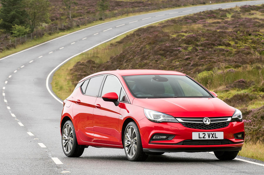 4 star Vauxhall Astra