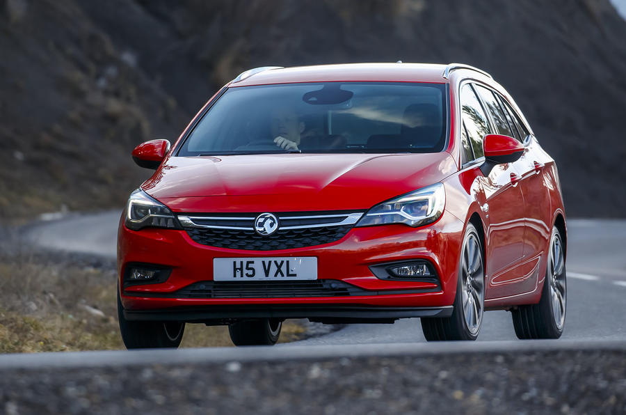 Amazing Vauxhall Astra Sports Tourer ...