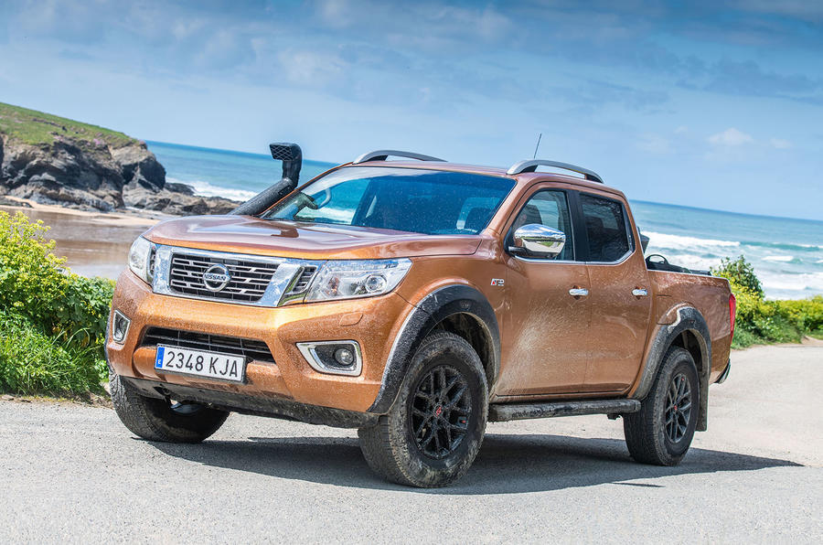 Nissan Navara AT32 2018 review | Autocar
