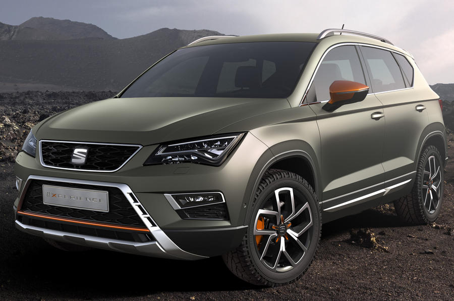 Seat Arona X-Perience on the way