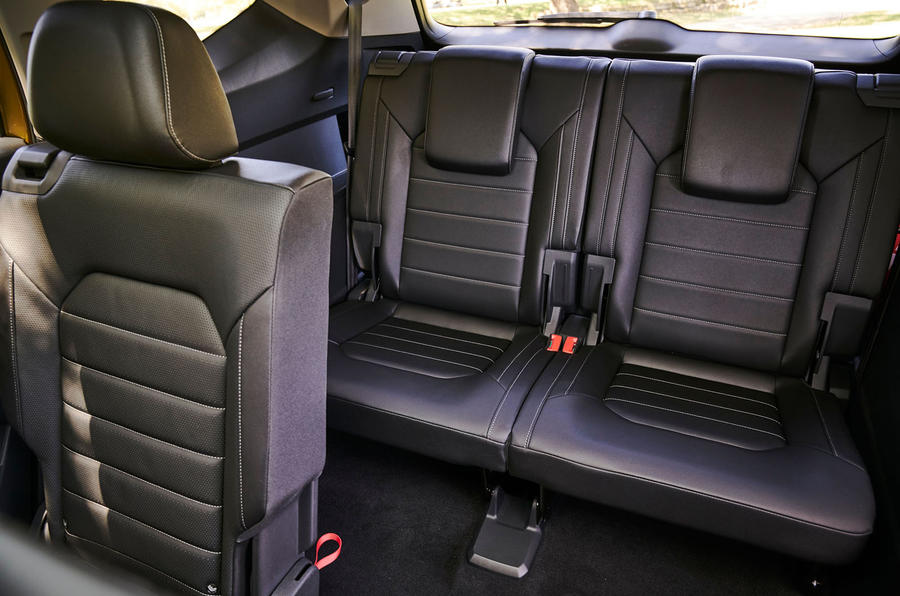 Volkswagen Atlas 2017 Review Autocar