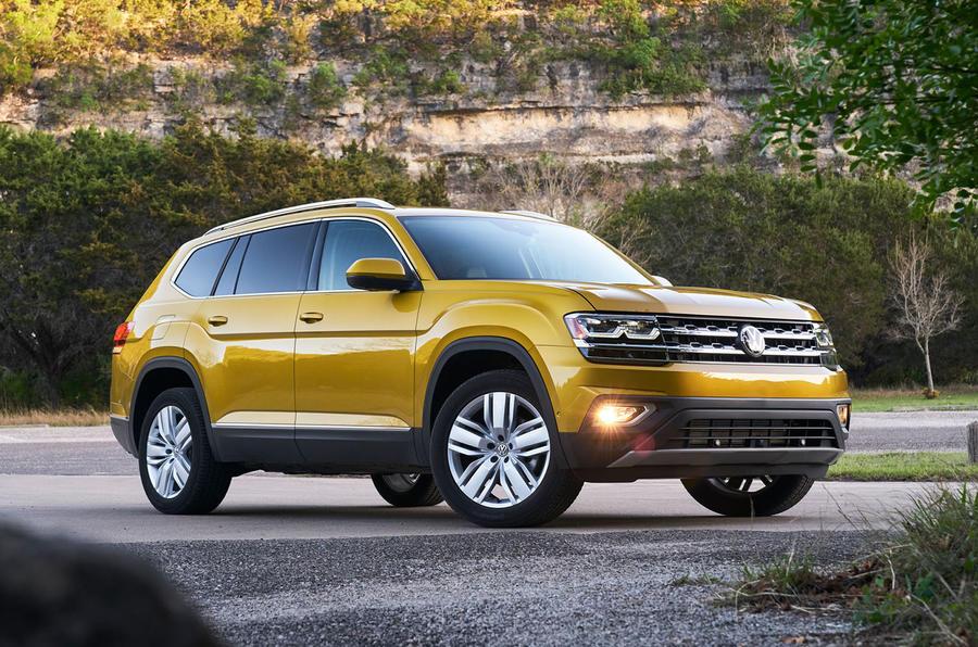 4 star Volkswagen Atlas