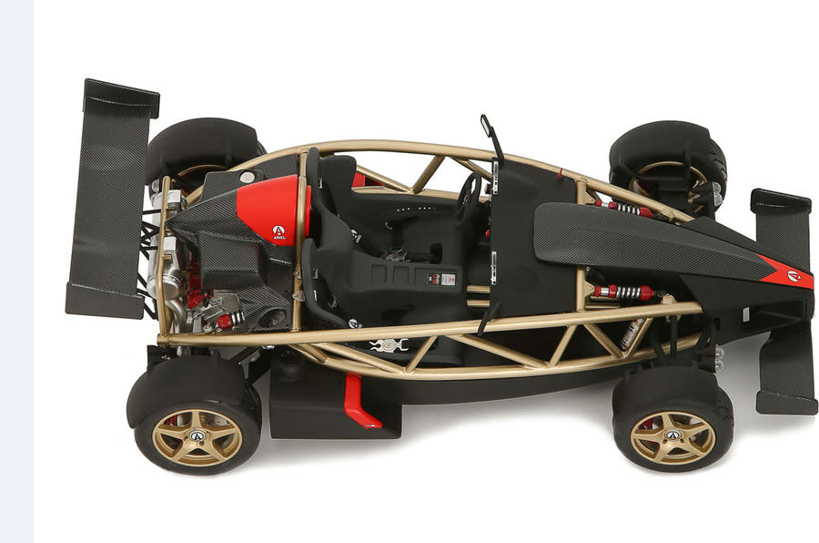 Ariel Atom V8 model