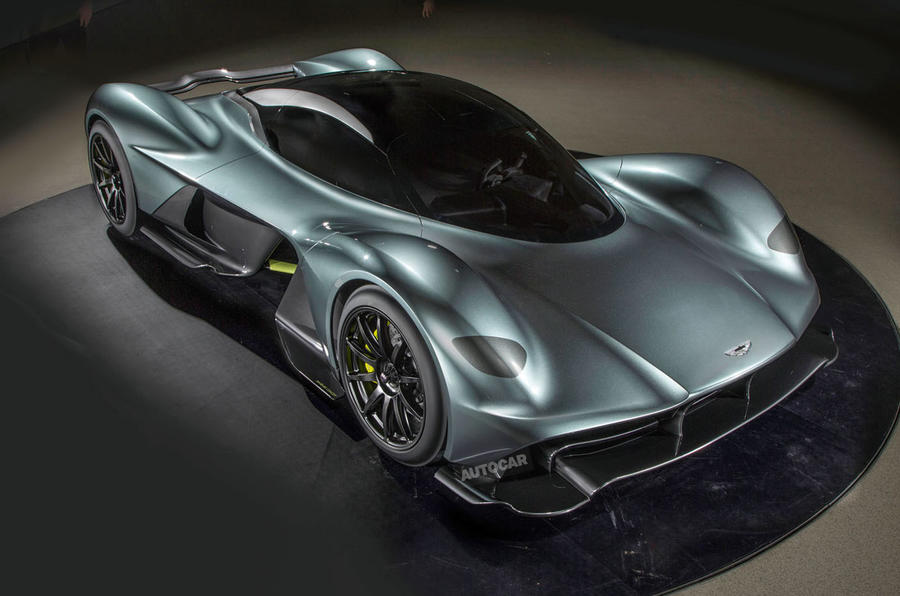 Aston and Red Bull AM-RB 001