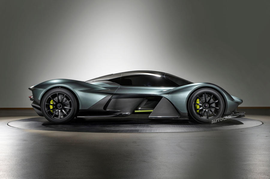 Why the Aston Martin AM-RB 001 is practically a racing car | Autocar