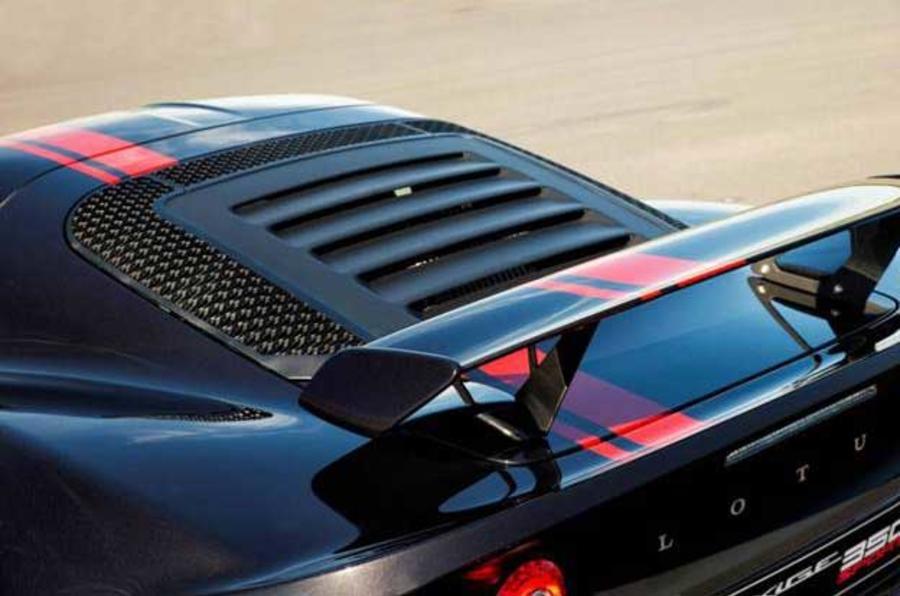 Lotus Exige 350 Special Edition rear